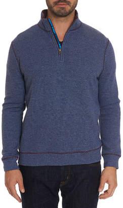 Robert Graham Men's Zip Pullover Sweater