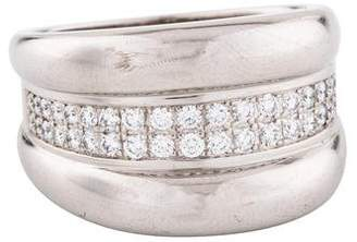 Chopard 18K Diamond Cocktail Ring