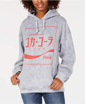 True Vintage Juniors' Coca Cola Japan Sweatshirt