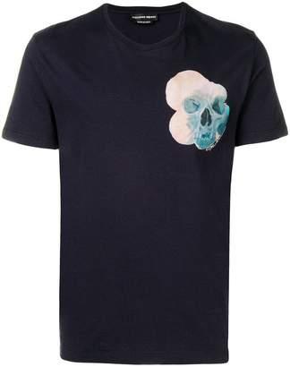 Alexander McQueen logo short-sleeve T-shirt