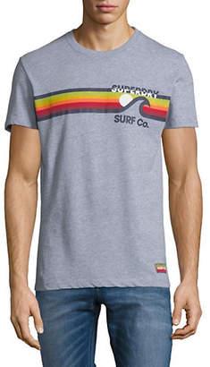 Superdry Surf Striped T-Shirt