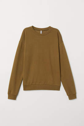 H&M Sweatshirt - Green