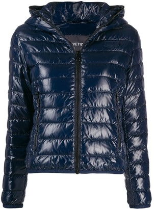 Duvetica short padded jacket