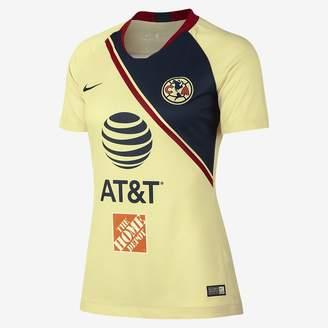 Nike 2018/19 Club America Stadium Home Women's Soccer Jersey