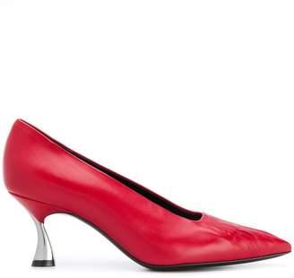 Casadei pointed toe pumps