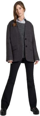 Max Studio wool twill jacket