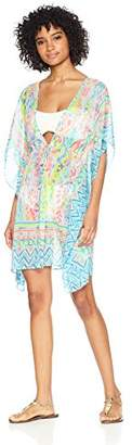 Lilly Pulitzer Women's Gardenia Cover Up