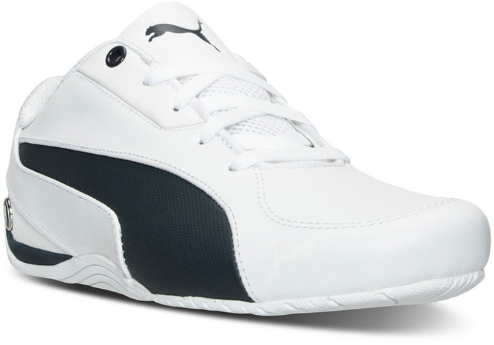 Puma Men's BMW MS Drift Cat 5 Casual Sneakers from Finish Line