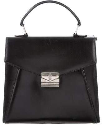 Mark Cross Smooth Leather Satchel