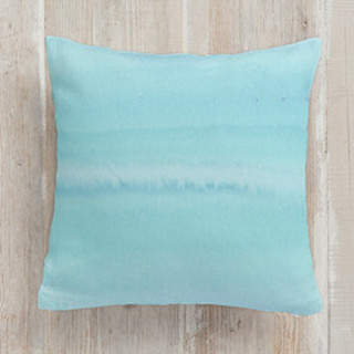Painterly Wash Self-Launch Square Pillows