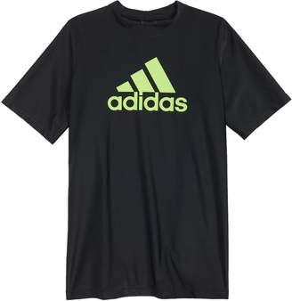 adidas Trefoil Swim T-Shirt