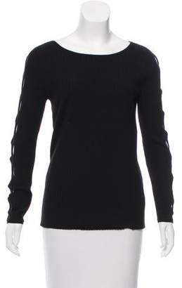 Ramy Brook Ribbed Knit Sweater