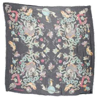 Zadig & Voltaire Woven Printed Scarf