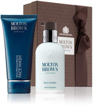 Molton Brown Men's Extra-rich Face Care Gift Set