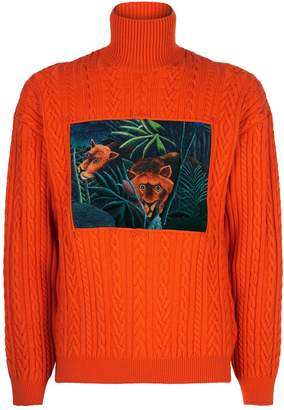 Kenzo 'The Dream' Roll Neck Sweater