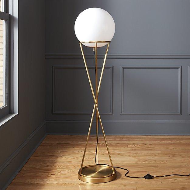 Solis Globe Floor Lamp