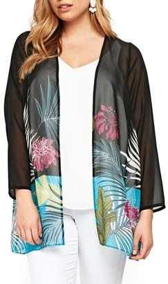 Evans Tropical Kimono