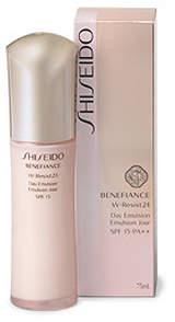 Shiseido (資生堂) - [資生堂 ベネフィアンス]Wレジスト24 デー エマルジョン