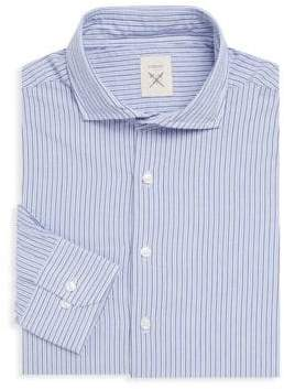 Espirit Striped Cotton Dress Shirt