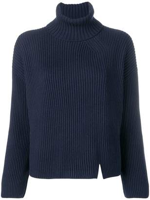 Loro Piana ribbed knit jumper