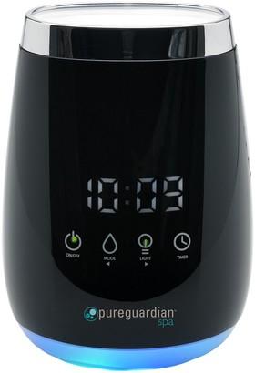 Pureguardian pureguardian Ultrasonic Aroma Spa Diffuser & Alarm Clock