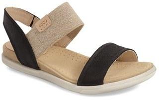 Women's Ecco 'Damara' Sandal $119.95 thestylecure.com