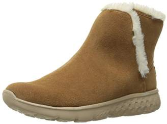 Skechers Performance Women's On The Go 400 Blaze Winter Boot $49.95 thestylecure.com
