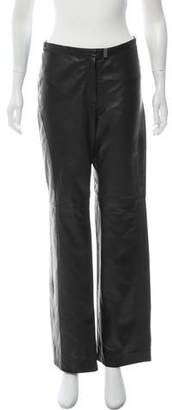 Andrew Marc Mid-Rise Pants