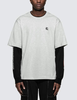 Alexander Wang Double Sport L/S Shirt