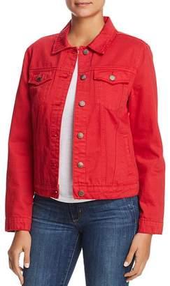 Velvet Heart Denim Jacket