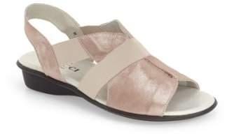 Sesto Meucci 'Ella' Wedge Sandal