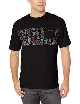 Quiksilver Waterman Men's Past Time T-Shirt