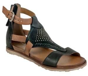 Miz Mooz Tessa Studded Diamond Sandal