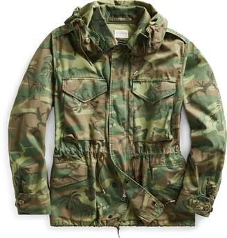 Ralph Lauren Camo Ripstop Field Jacket