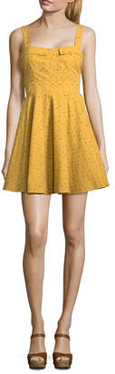 N. Heart Soul Sleeveless A-Line Dress-Juniors