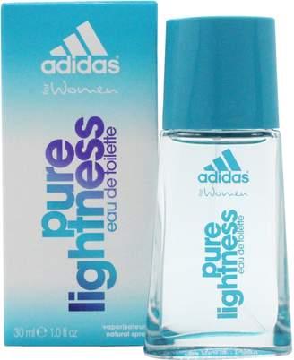 adidas PURE LIGHTNESS by for WOMEN: EDT SPRAY 1 OZ
