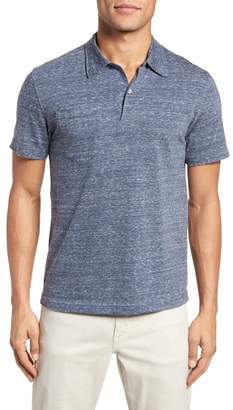 Billy Reid Owen Slim Fit Polo