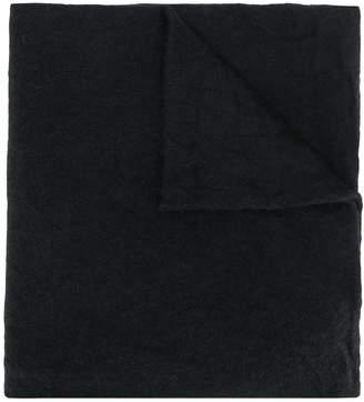 Transit fine knit scarf