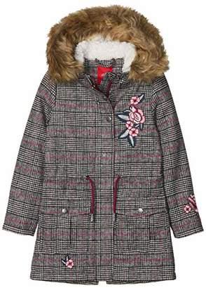 S'Oliver Girl's 58.808.52.7087 Coat,8 Years