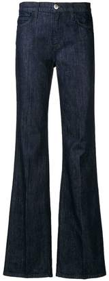 Current/Elliott classic flared jeans