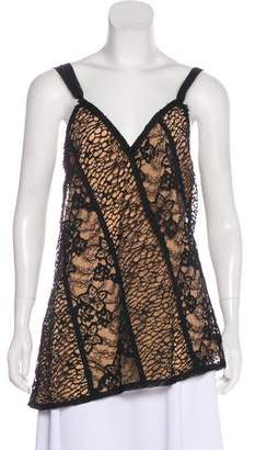 Jason Wu Sleeveless Lace Top