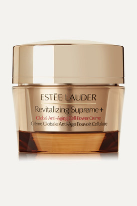 Estee Lauder Revitalizing Supreme Global Anti-aging Cell Power Crème - Colorless