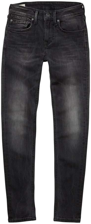 Pepe Jeans London Finler - Jeans mit geradem Schnitt - schwarz