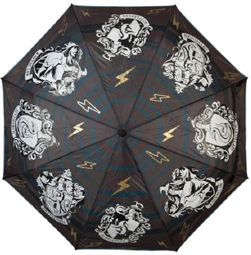 Harry Potter Crests Liquid Reaction Umbrella