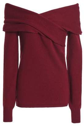 Emilio Pucci Cashmere-blend Stretch-knit Sweater