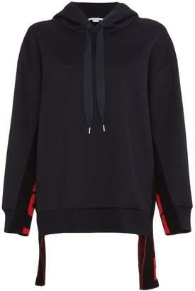 Stella McCartney ink all is love hoodie