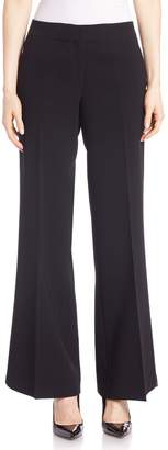 Lafayette 148 New York Finesse Crepe Kenmare Flare Pants