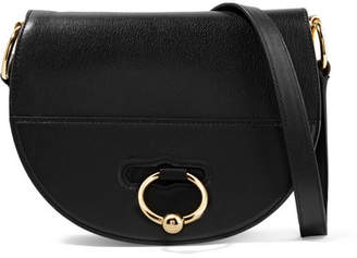 J.W.Anderson Latch Textured-leather Shoulder Bag