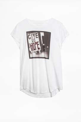 Zadig & Voltaire Hope T-Shirt