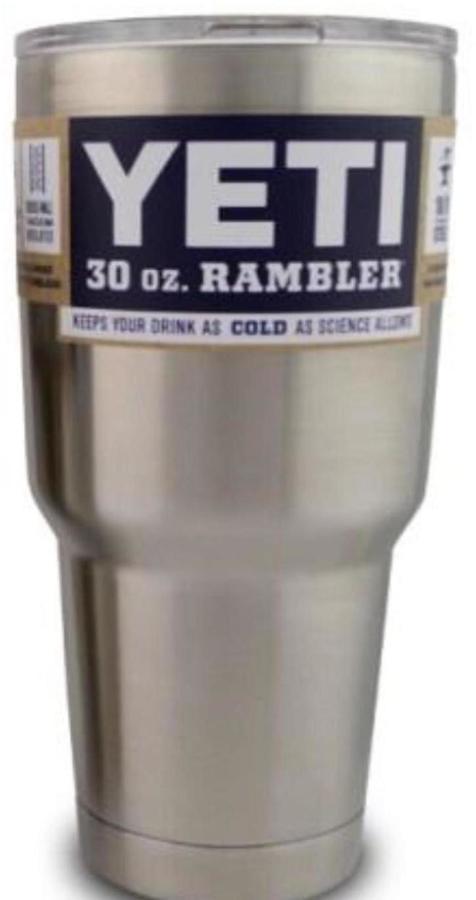 Yeti Rambler 30oz